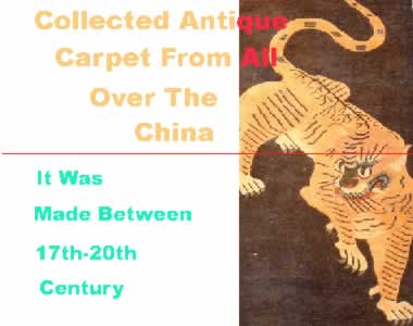 Chinese Antique Rugs
